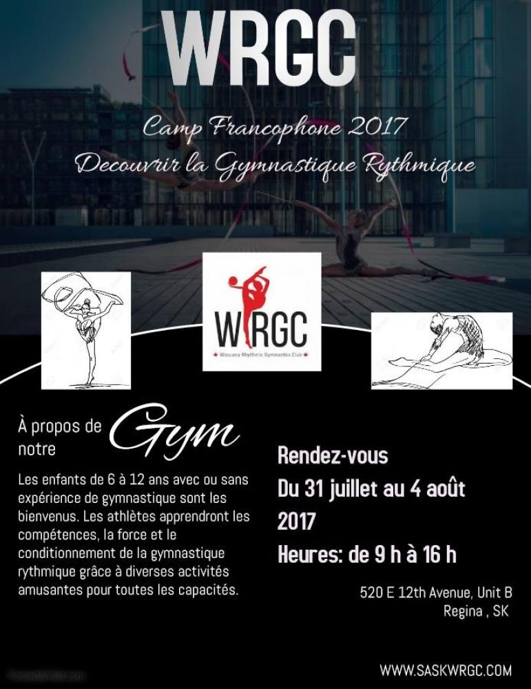 Camp Francophone 2017