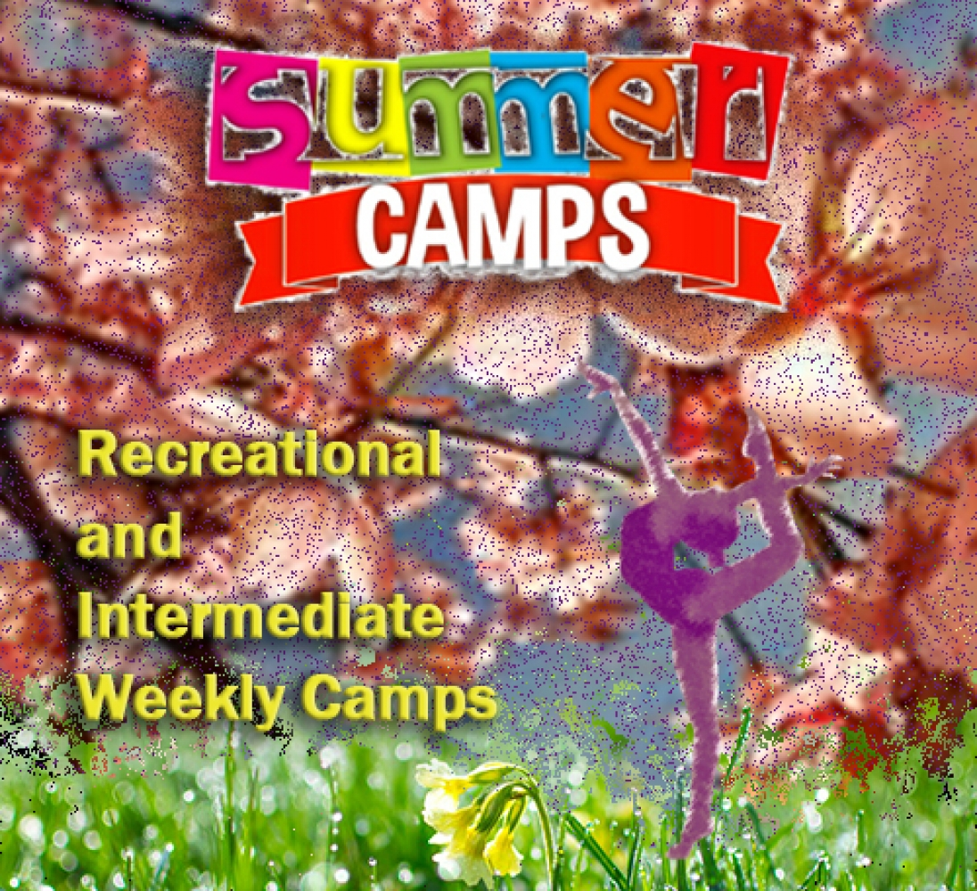 Registration Open for Summer Camps