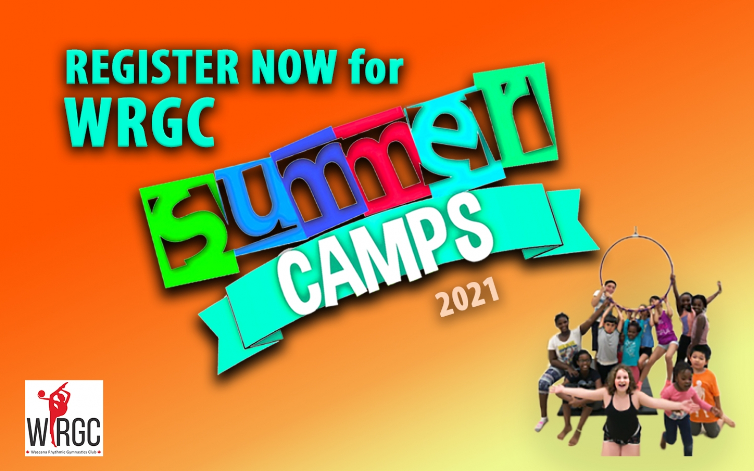 Summer Camp Registration is Now Open