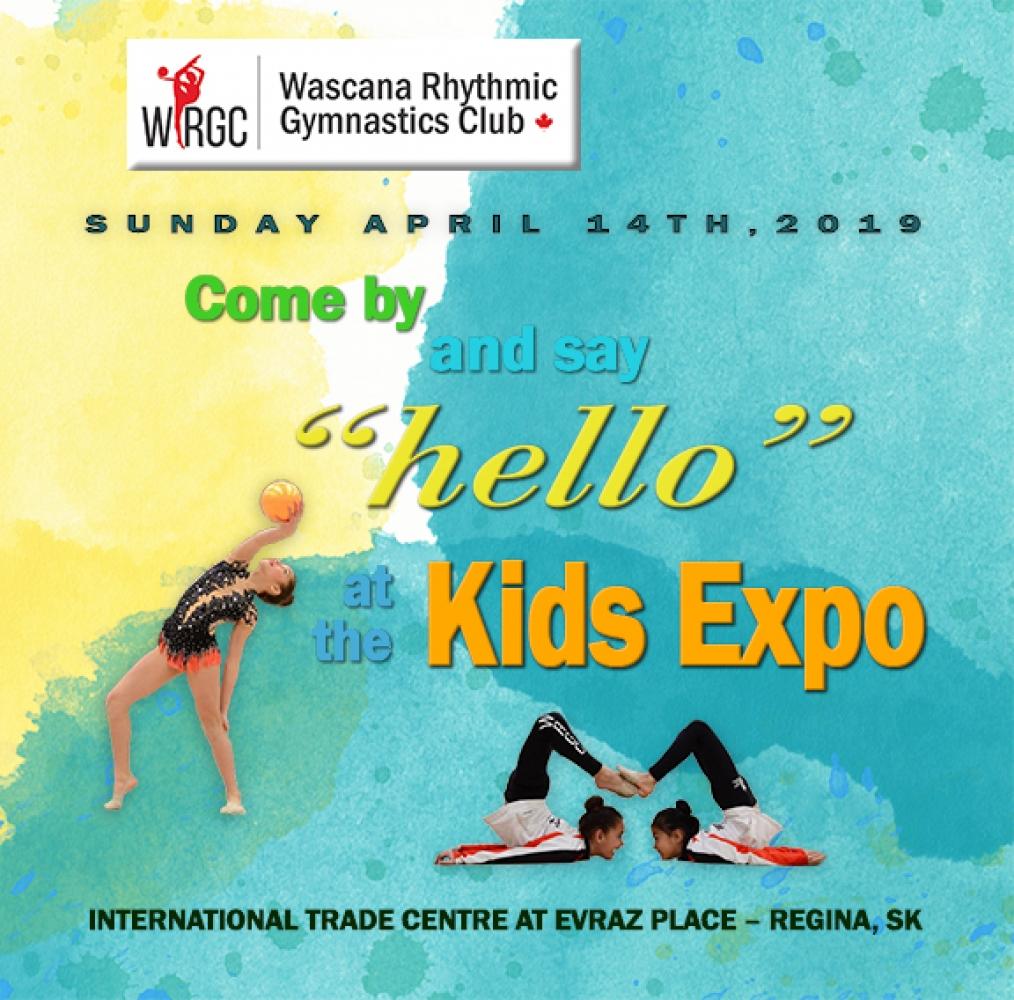 Visit us at the Regina 2019 Kids Expo