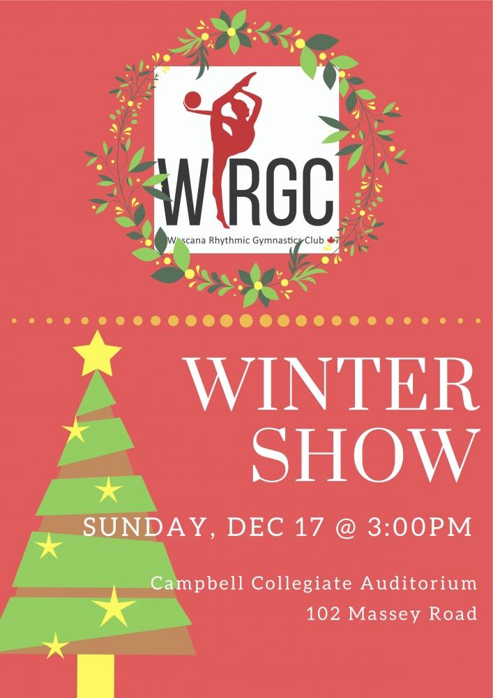 Regina Winter Show