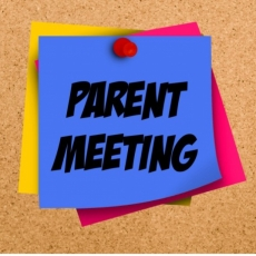 Parent Meeting and Social