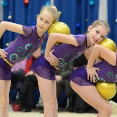 Try Rhythmic Gymnastics Night
