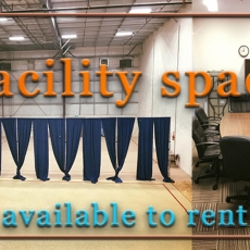 Gym and Boardroom Rental Opportunities