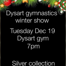 Dysart Winter Show