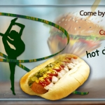 "Upcoming ""Hot Dog not Burger"" Fundraiser"