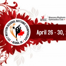 RG Westerns April 26 - 30, 2017 in Regina!