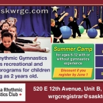 WRGC Ad in the QC Summer Activity Guide