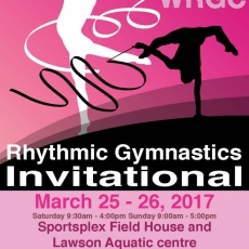 WRGC Invitational March 25 & 26 at the Lawson Field House, Regina