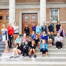 Wascana Rhythmic Gymnastics Club in Regina, SK